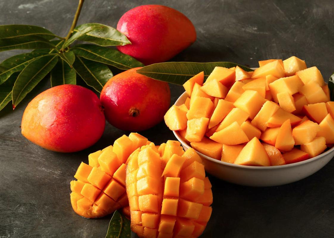Alphonso Mango Nutrition