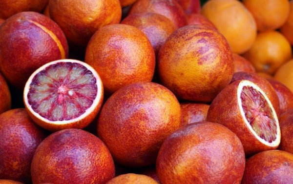 Sicilian Blood Orange Puree